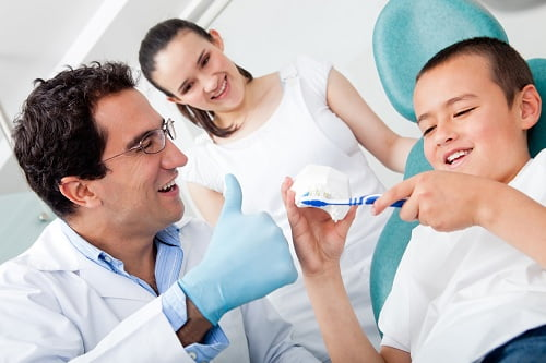 The Benefits to Having a Family Dentist